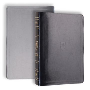Andrews Study Bible-bonded black