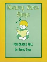 Memory Verse Songs for Cradle Roll Songbook