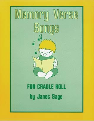 Memory Verse Songs for Cradle Roll Songbook