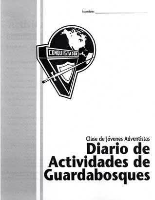 Ranger Activity Diary (Spanish)