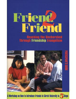 Friend2Friend: Participant's Guide