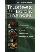 Trustees of the Lord's Finances Guidebook