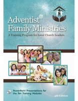 Family Ministries PowerPoint CD