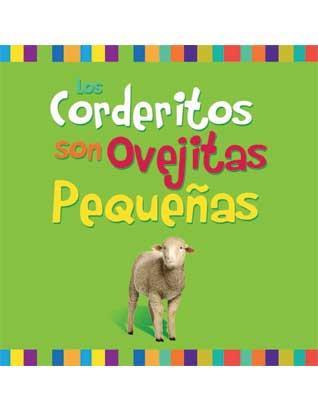 Lambs are Baby Sheep - Spanish