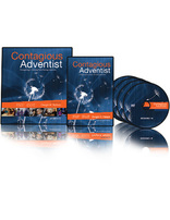 Contagious Adventist Complete Set