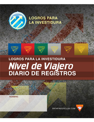 Voyager Record Journal - Investiture Achievement (Spanish)