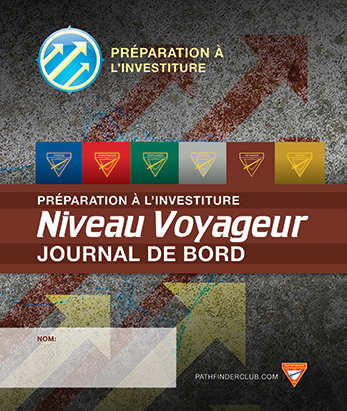 Voyager Record Journal - Investiture Achievement (French)