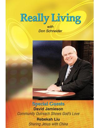 Jamieson & Liu -- Really Living DVD