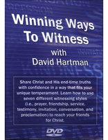 Winning Ways to Witness DVD