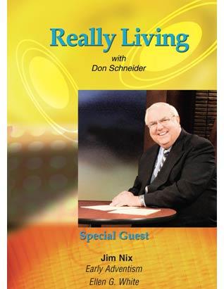 Jim Nix -- Really Living DVD