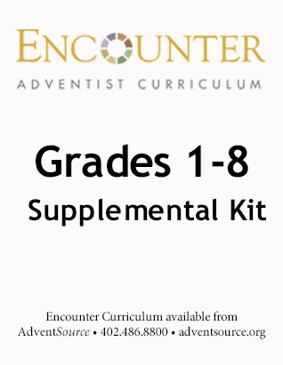 Encounter Adventist Curriculum Grades 1-8 Supplemental Set