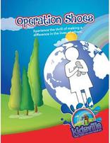 Kidsville VBX Operation Shoes