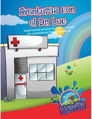Kidsville VBX Adventures with Dr Luke (Spanish)