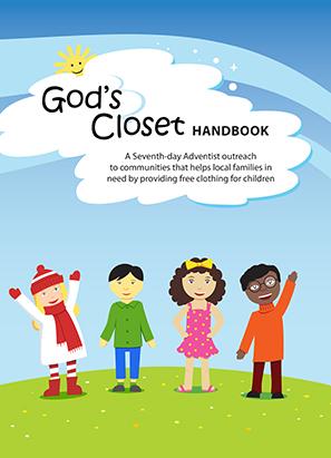God's Closet Handbook | Libro en inglés
