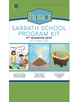 Growing Together SS Curriculum Primary Teaching Kit 4th Qtr 19 Standing Order