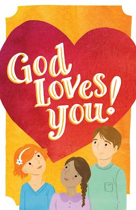 God Loves You! (Package of 25 Tracts)