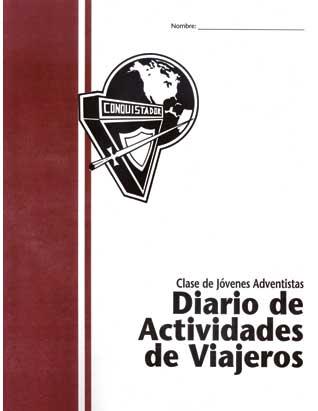 Diario de Actividades: Viajero