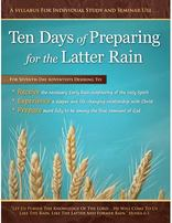 Ten Days of Preparing for the Latter Rain Promotional DVD