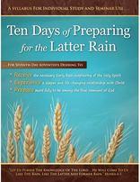 Ten Days of Preparing for the Latter Rain Promotional DVD