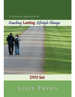 Coaching Lasting Lifestyle Change (DVD Set & Facilitators Guide)