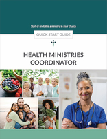 Health Ministries Coordinator Quick Start Guide