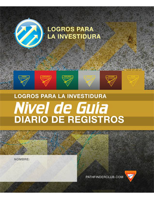 Guide Record Journal - Investiture Achievement (Spanish)