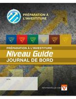 FRENCH Guide Record Journal - Investiture Achievement