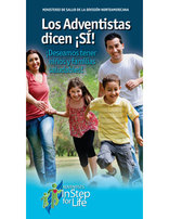Adventist InStep for Life Brochure - Spanish