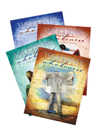 Journey to Wholeness Participant Guide Set