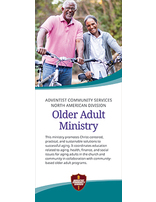 Older Adult Ministry Brochure