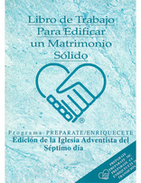 Building A Strong Marriage Workbook--Spanish
