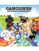 Canciones de la Villa Mayordomia - CD