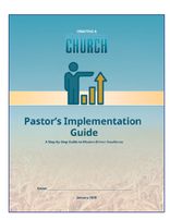 Mission Driven Church Pastor's Implementation Guide