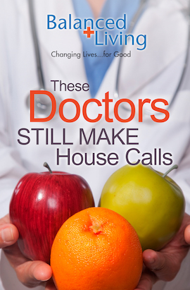 These Doctors Still Make House Calls - Balanced Living Tract (Pack of 25)