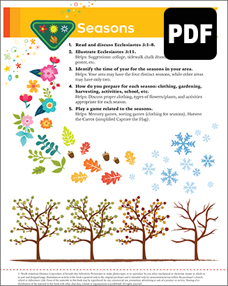 Multilevel Seasons Award - PDF Download