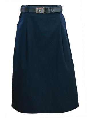 Women's Navy Adventurer Skirt