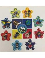 Little Lamb Investiture Required Star set of 13