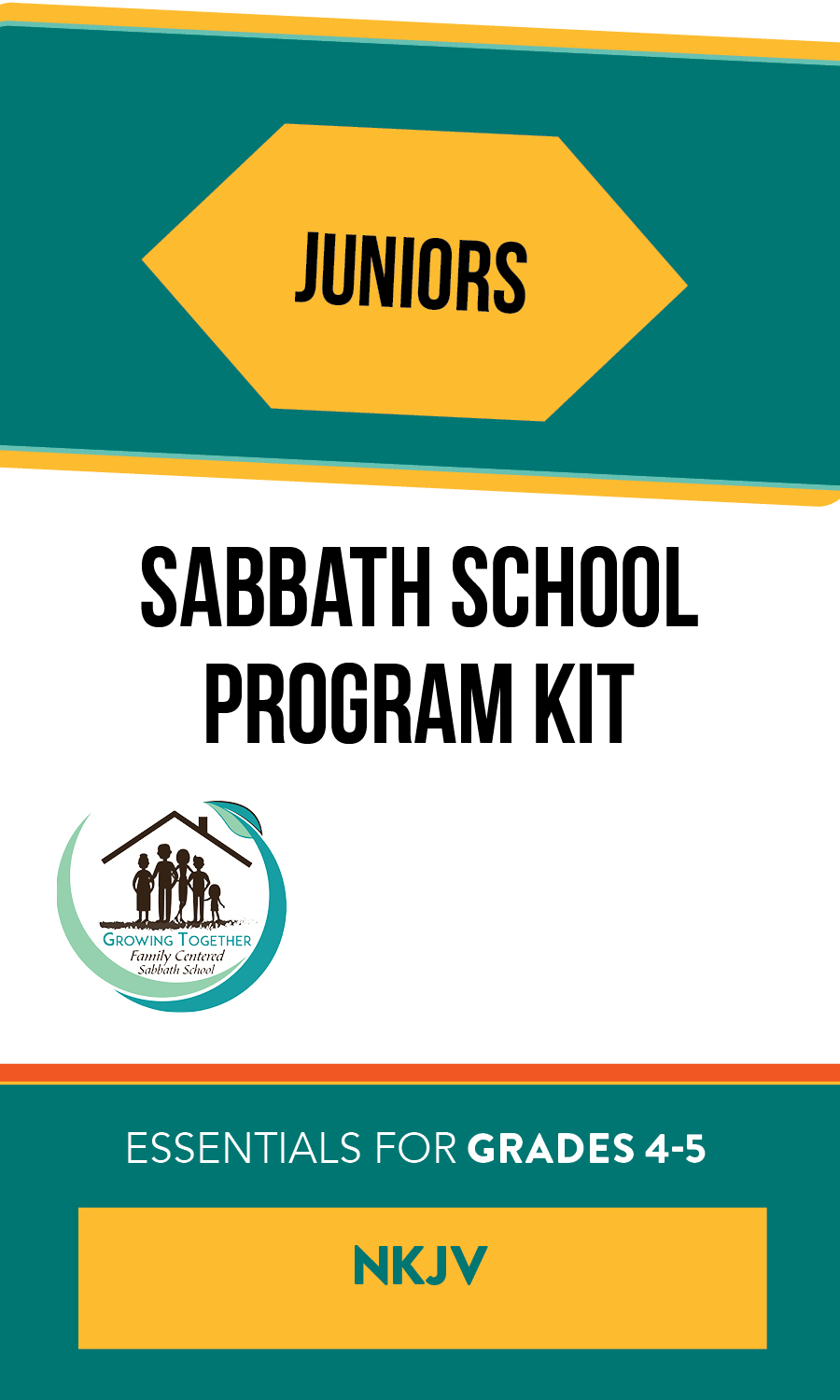 Growing Together SS Curriculum 2019 - Junior SS Teaching Kit (Subscription)