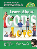 Learn About God's Love - USB