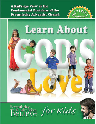 Learn About God's Love - CD