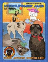 The Adventures of Stewardship Jack & Friends Color Book