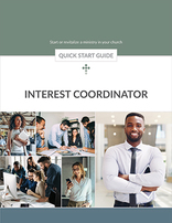 Interest Coordinator Quick Start Guide