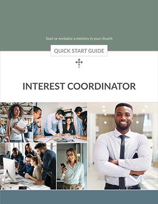 Interest Coordinator Quick Start Guide