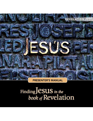 Revelation 101: Finding Jesus in the Book of Revelation-Presenter's Manual USB
