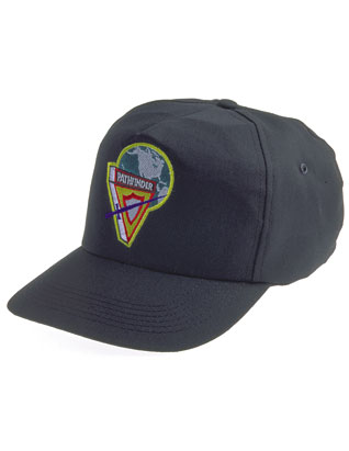 Pathfinder Baseball Cap (Black)