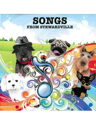 Songs from Stewardville CD