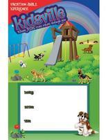 Kidsville VBX Promotional Posters (pkg of 5)