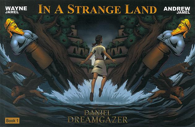 In a Strange Land: Daniel Dreamgazer Vol. 1