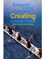 Creating Connections - Balanced Living Tract (Pack of 25)