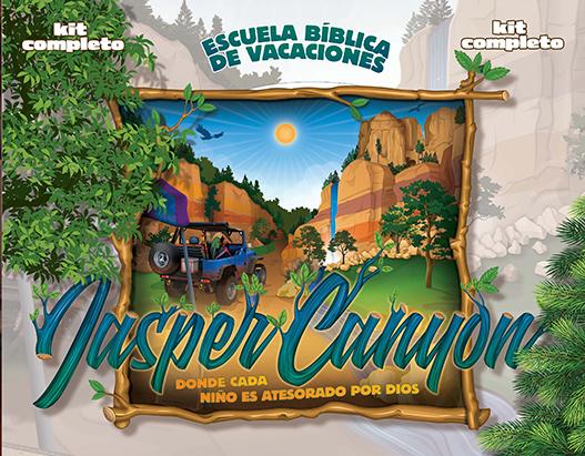 VBS 22 Jasper Canyon | Spanish Kit